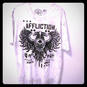Affliction Men's T-Shirt.